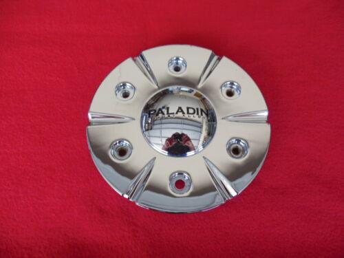 PALADIN Wheels Custom Wheel Center Cap Chrome Finish C-213-1 S709-34