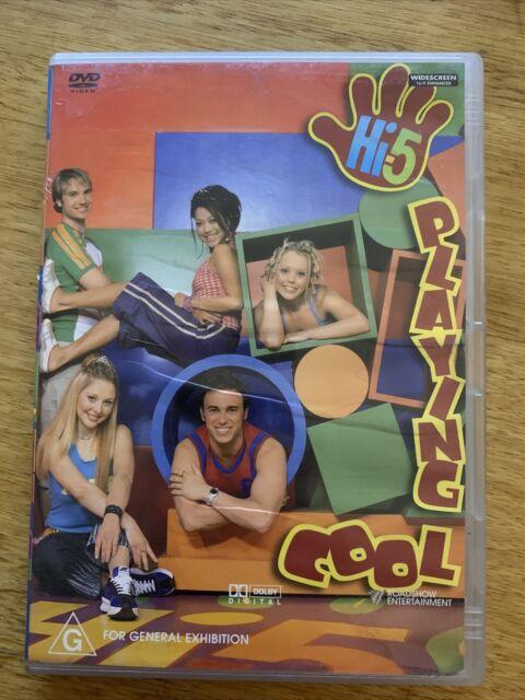 Hi-5 Playing Cool (DVD, 2004) Region 4