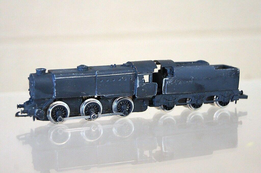 Graham Farish Kit Costruito Langley Br Sud Sr 0-6-0 Class Q1 Locomotiva Mz