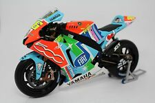 MINICHAMPS - Yamaha YZR-M1 #46 Valentino Rossi / MotoGP - Assen 2007 / 1:12