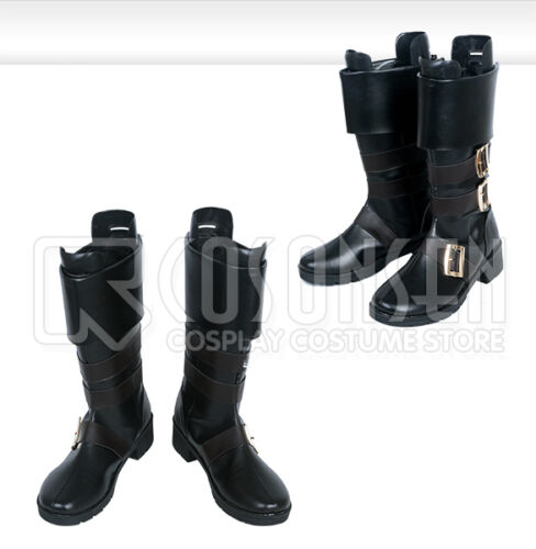 Cosonsen Game NieR Automata 2B YoRHa No.2 Type B Cosplay Costume Shoes Boots