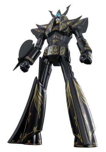 Nuevo En Caja Bandai Soul Of Chogokin Raideen GX-41B Negro Figura de Acción Japón