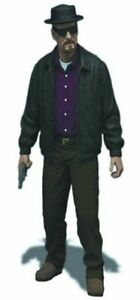 Mezco Breaking Bad - Heisenberg Actionfigur