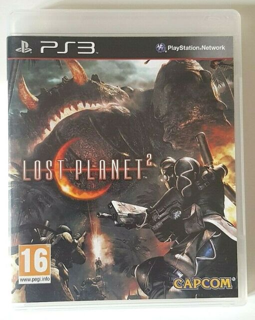 Lost Planet 2 - Sony PlayStation 3 PS3 - Complet