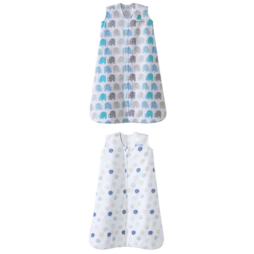 HALO SleepSack Infant FLEECE Wearable Blanket 2-Pack Bundles