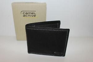 Camel-Active-Geldboerse-schwarz-NEU-311