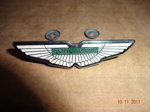 ASTON MARTIN DB7 BADGE   ASTON MARTIN DB7 VOLANTE BADGE  ASTON MARTIN WINGS   G5