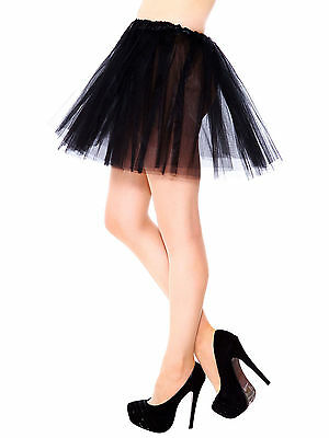 Adult/Women Tulle Dancewear Tutu Ballet Pettiskirt Princess Party Skirt