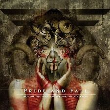 Pride & Fall - Red For The Dead - Black For The Mourning [New CD]