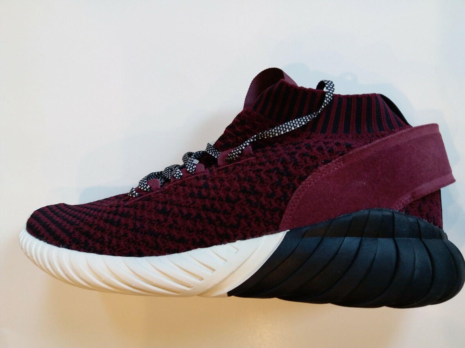 Adidas Tubular Doom Sock Primeknit Running shoes - Black - Mens 12