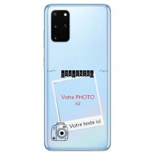 Coque Galaxy Note 10 LITE polaroid personnalisee