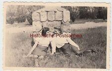 (f11390) ORIG. foto donne prima del duca Bogislaw X. - Stein, ruota appart. 5/20 CACCIA