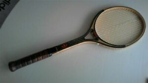 1 Adidas Ads 075 Hurricane Racket Dans Really Great Condition-afficher Le Titre D'origine