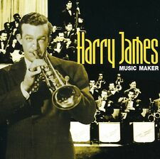 Music Maker - Harry James (2011, CD NEUF)