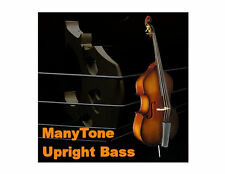 ManyTone Upright Bass Sample Library for Native Instruments Kontakt - Ebay Deal