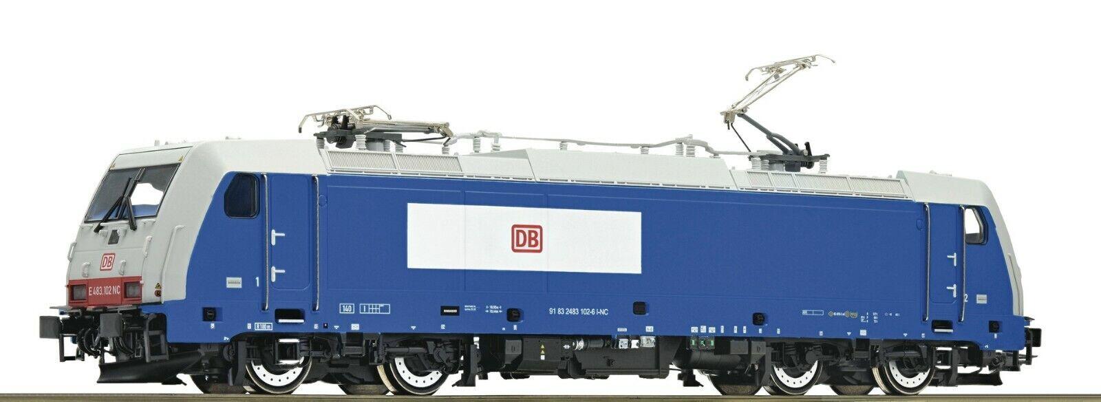 Roco HO scale Electric locomotive E.438 Dborsa Italia