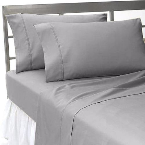 "12/"" Deep Pocket Fitted Sheet All Bedding Items US Sizes 1000 TC Egyptian Cotton"