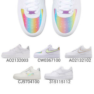 Nike-Wmns-Air-Force-1-Womens-AF1-Lifestyle-Classic-Shoes-Sneakers-Pick-1