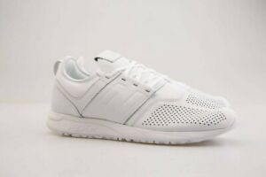 Details about MRL247LW New Balance Men 247 Leather MRL247LW white