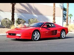 1992 Ferrari 512TR Prototype