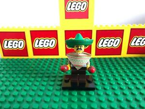 LEGO-THE-MARACA-MAN-minifigure-LEGO-MINIFIGURE-SERIES-2-complete-figure