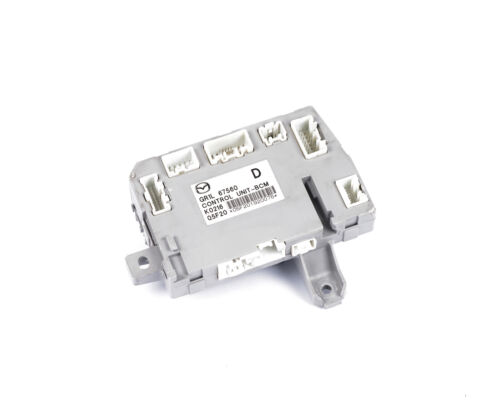 garantie de 12 mois Mazda 6 confort taxe périphérique gr1l 67560 Control Unit BCM