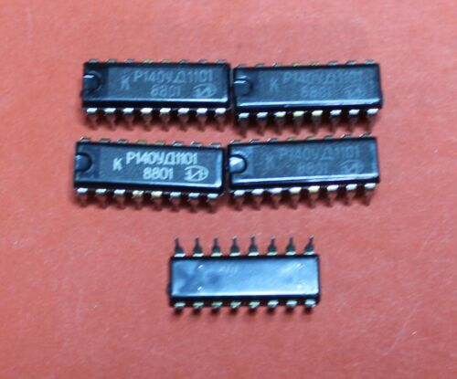 KR140UD1101 = LM318  IC Microchip USSR  Lot of 15 pcs