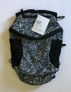 56e05443ab NWT Lululemon SeaWheeze 2017 Run All Day Backpack Tofino Shells ...