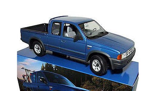 1:18 Action Performance - Ford Ranger Bluemet