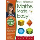Maths Made Easy Ages 9-10 Key Stage 2 Advanced: Ages 9-10, Key Stage 2 advanced by Carol Vorderman (Paperback, 2014)