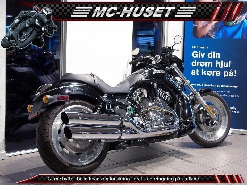Harley-Davidson, VRSCD Night Rod, ccm