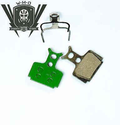 WMD Formula Organic Brake Disc Pads to fit Formula B4
