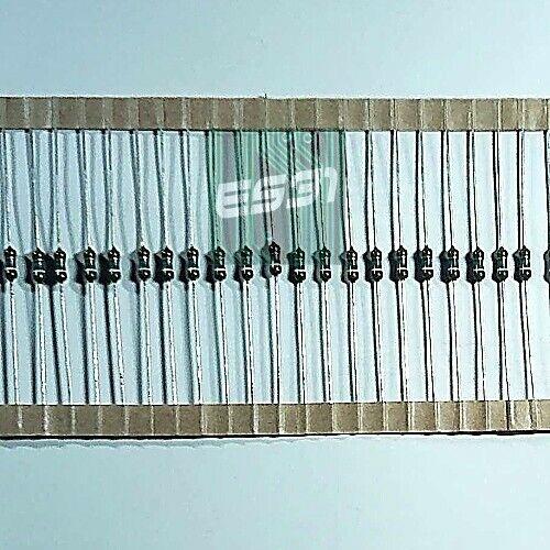 pour Arduino Rapsberry Py. ES31 4k7 Lot de 50 Résistances 1//4W4.7kΩ 1/%