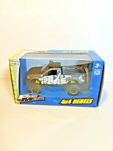 1/40 Scale 2009 Ford F150 XL Off-Road 4x4 Pickup Truck Diecast Model Toy Maisto.