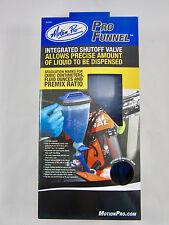 Motion Pro Premix Oil Water Anti-Freeze Pro Funnel 08-0560 NEW