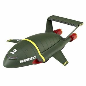 SCI-FI Revoltech Series No 044 Thunderbird 2 Kaiyodo F/S from Japan