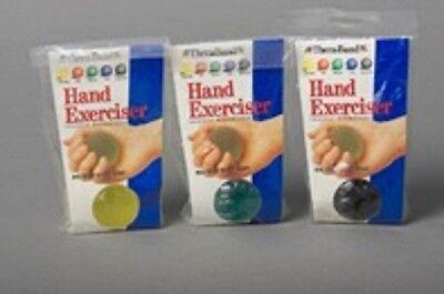 Knetball Thera-Band®- Handtrainer XL mittel für Große Hände grün Reha.
