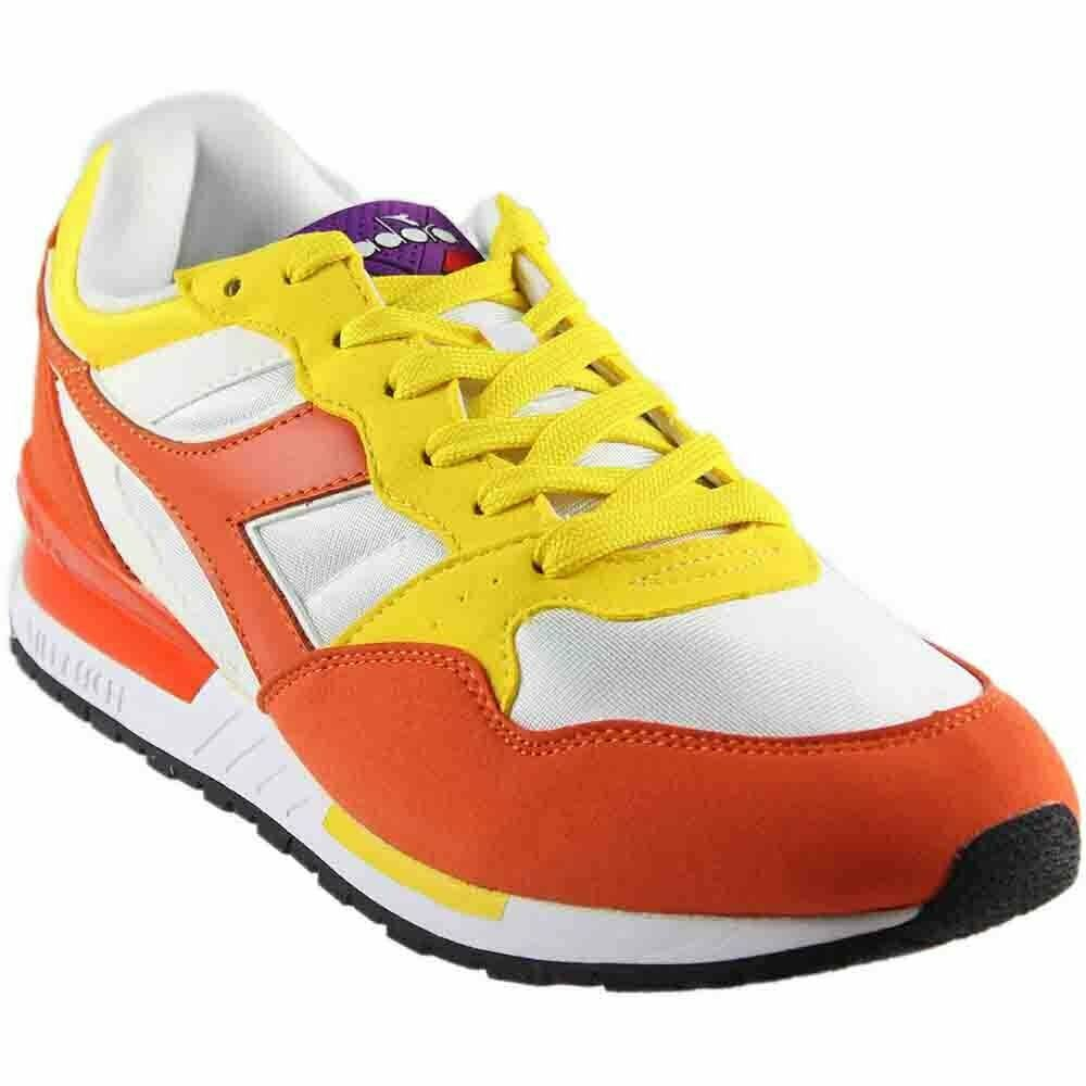Diadora Intrepid NYL Sneakers - orange - Mens
