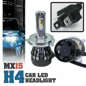 1-set-MX15-H4-Car-LED-Headlight-Bulbs-Hi-Lo-Beam-White-6000K-Double-bulbs