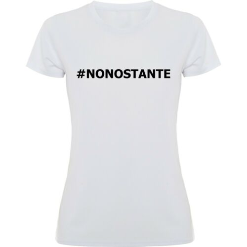 Maglietta Nonostante di Marta Losito c/'è molto di più t-shirt maglia felpa