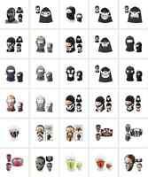 Skull Snowboard Ski Mask Facemask Face Skiing Mask