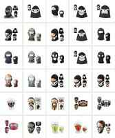 Balaclava Ski Motorcycle Paintball Sturm Mask Mouth Guard Halloween