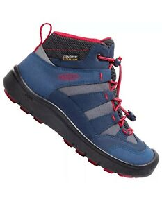Kids' Clothing, Shoes & Accs Unisex Shoes Keen Hikeport Mid Kids Select A Size Blue Hiking Trekking Winter Shoes 1018002 Pleasant In After-Taste