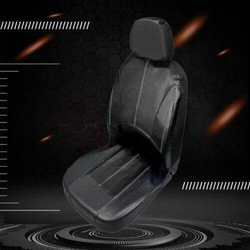Universal Schonbezug Sitzbezug Autositz Autositzbezug wasserdicht PU Leder PKW