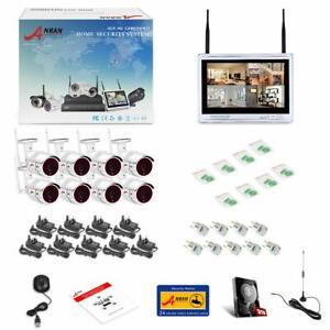 ANRAN-1080P-Kit-8-Camaras-de-Vigilancia-WiFi-y-Pantalla-de-15-6-034-Disco-Duro-3TB