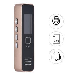 Ricaricabile-Digital-Audio-Sound-Vocale-Registratore-Dictaphone-MP3-Lettore-Q8K3