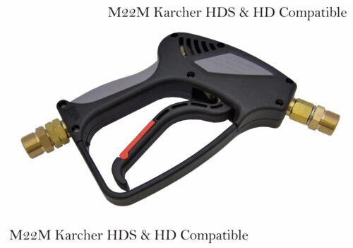 Lavadora A Presión Resistente De Alta Presión Lavado Pistola Gatillo m22m conexiones