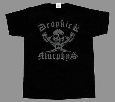Official Merchandise Langarmshirt Dropkick Murphys Jolly Roger