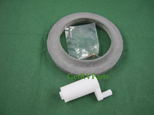 RV Motorhome Thetford Waste Ball Drive Arm Toilet Repair Kit Aqua Magic Style II