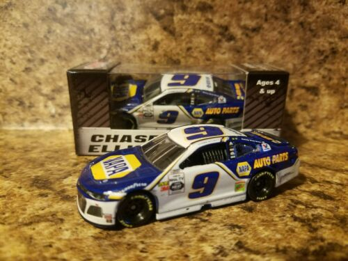 2019 Chase Elliott #9 Napa Watkins Glen Win 1//64 Diecast